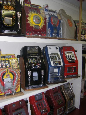 2p slot machines for sale